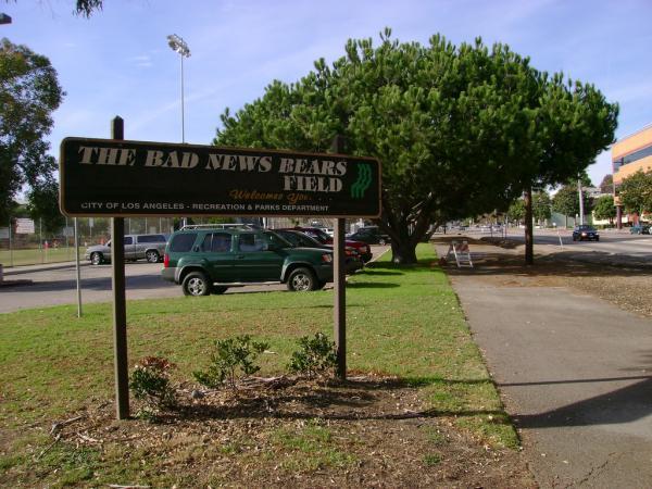 Bad News Bears Field