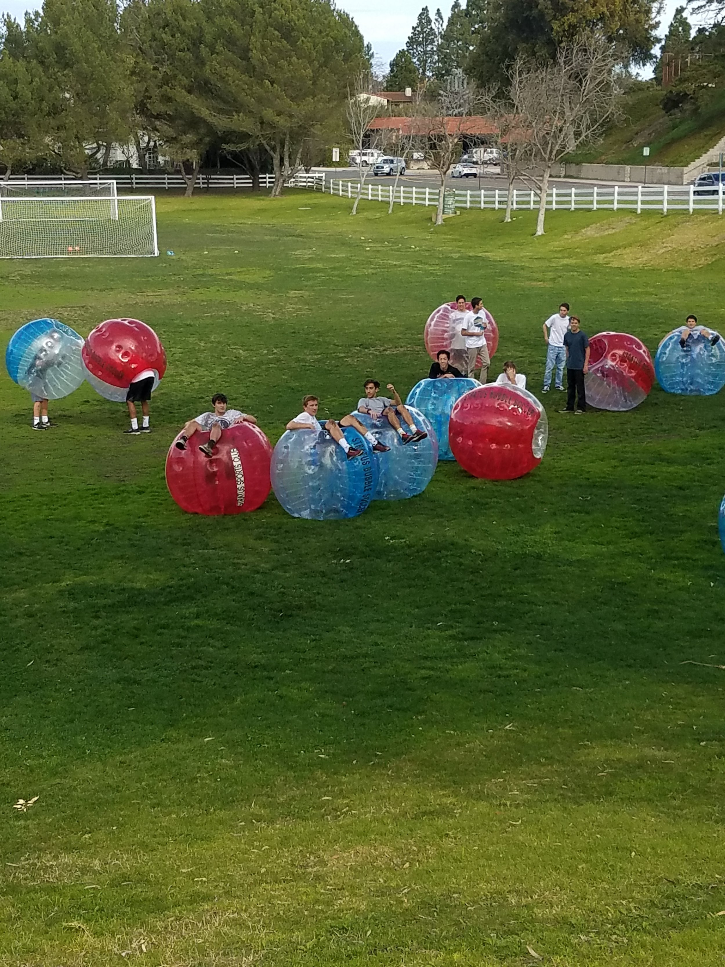 Kids Bubble Soccer is best