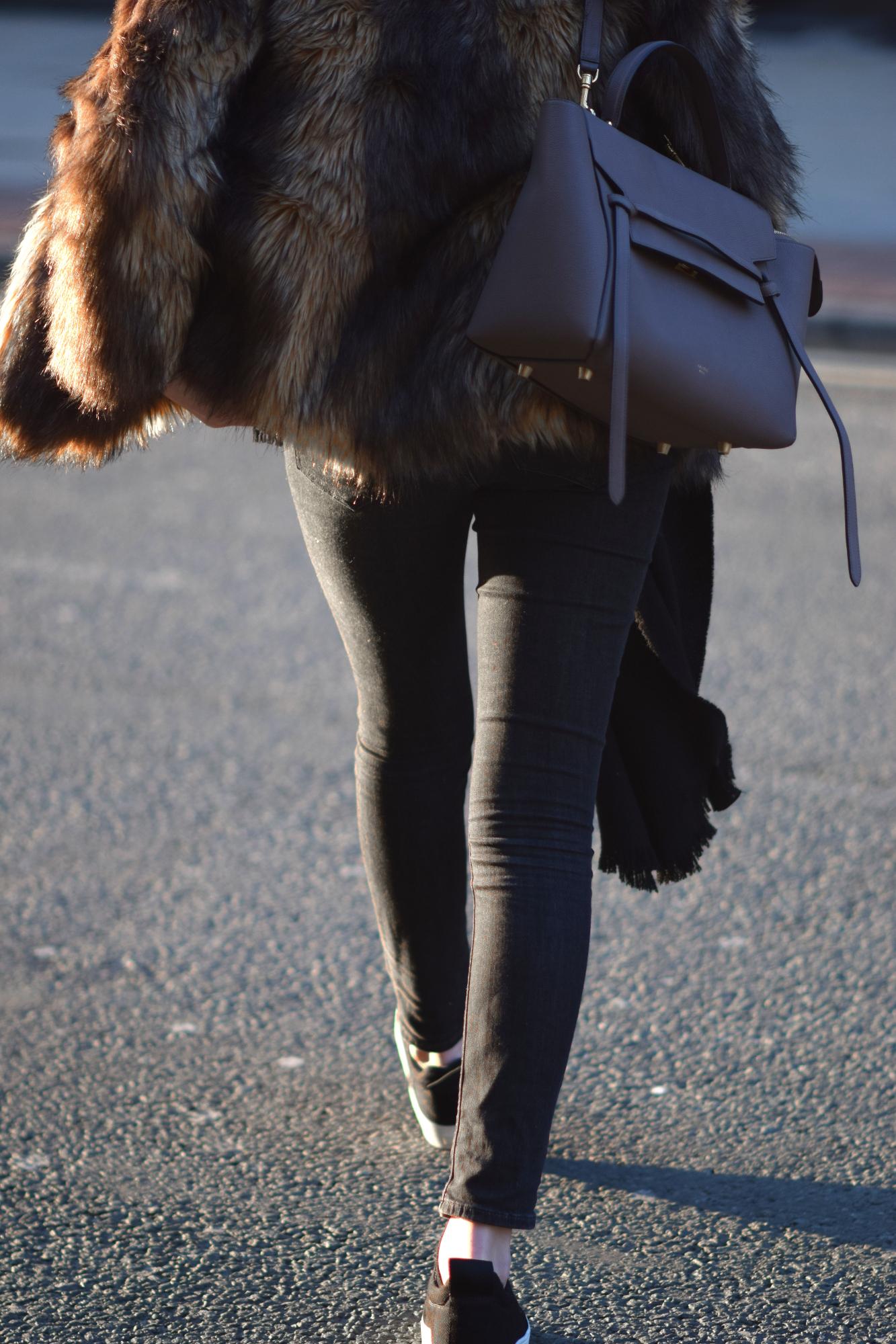 Celine Belt Bag Fashion Blog