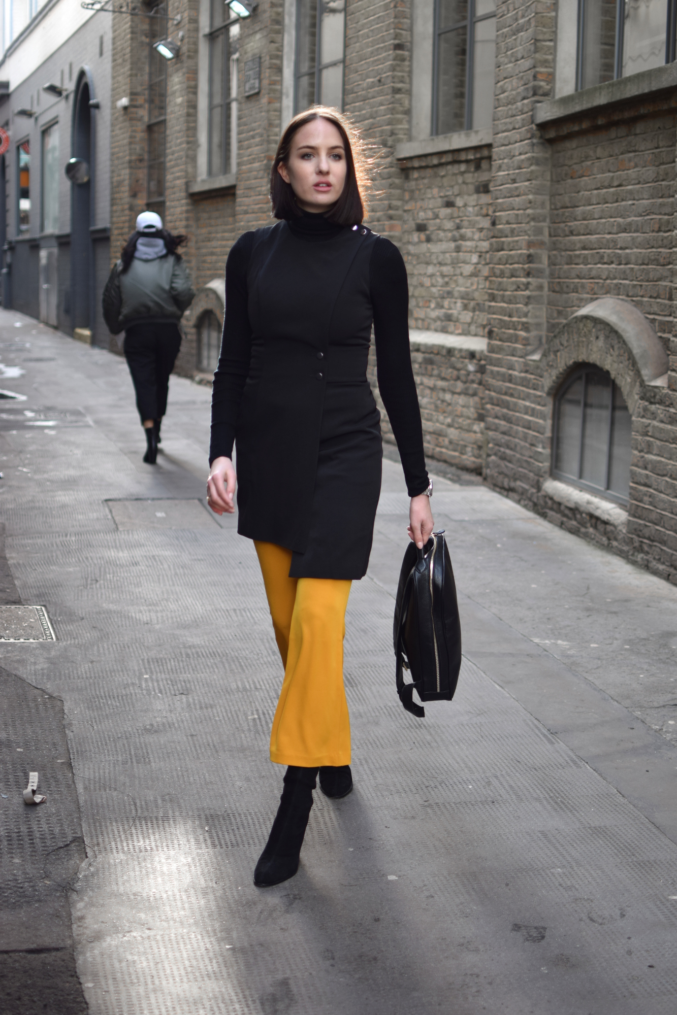 Shot From The Street LFW
