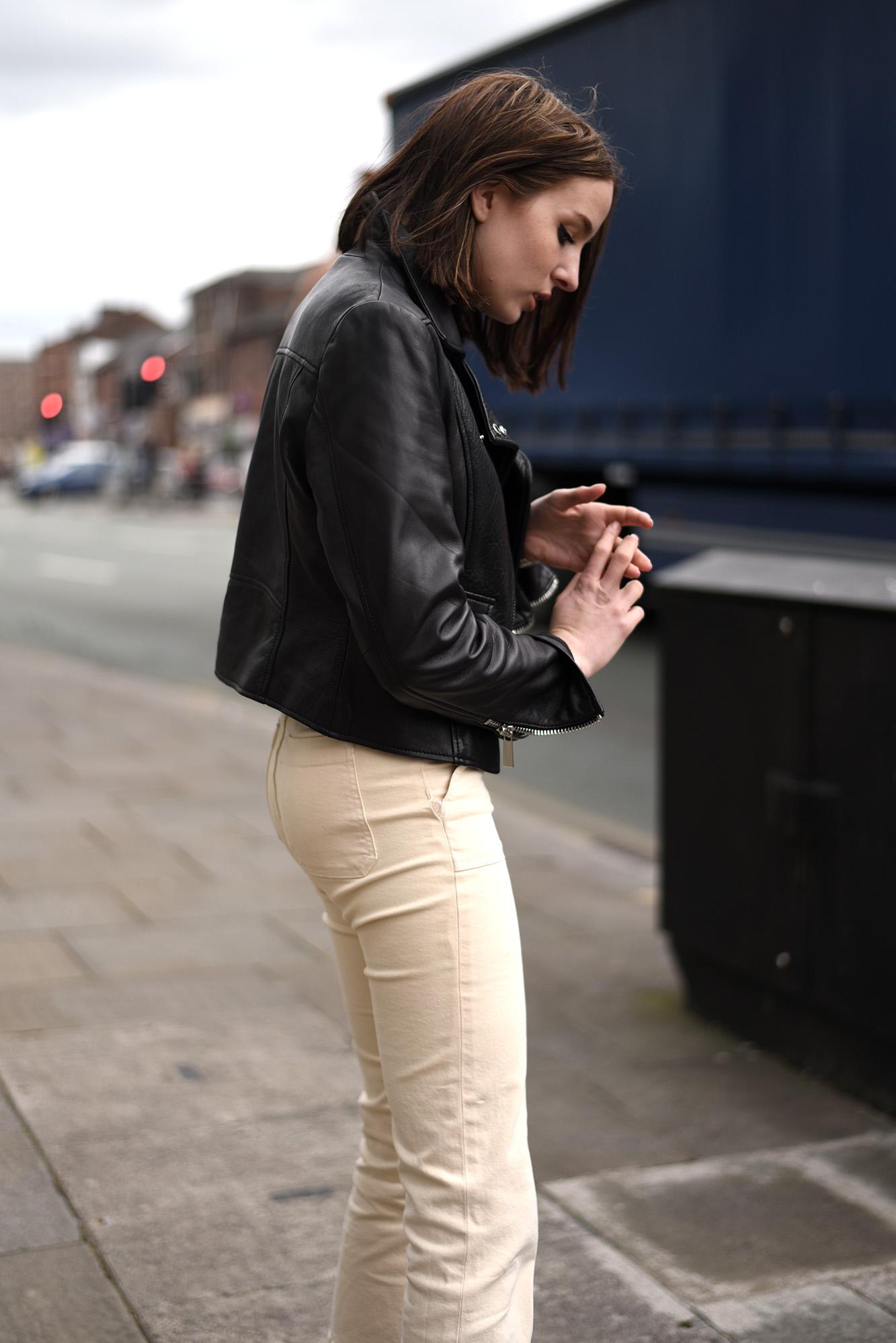Minimal UK Fashion Blogger