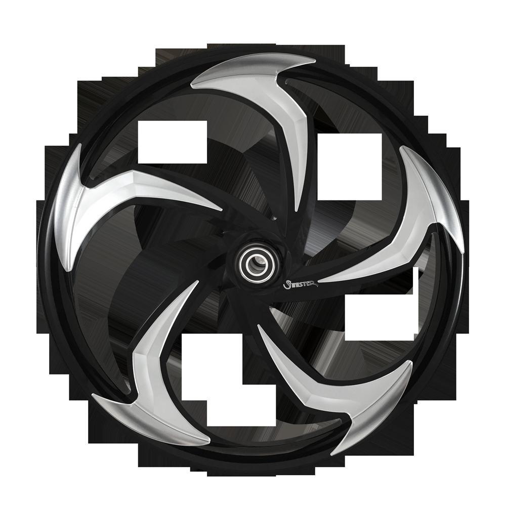 Shredder - Black