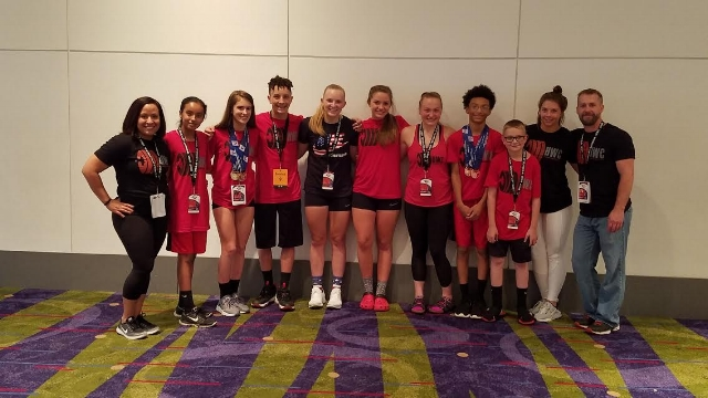 2017 Youth National Championship Team