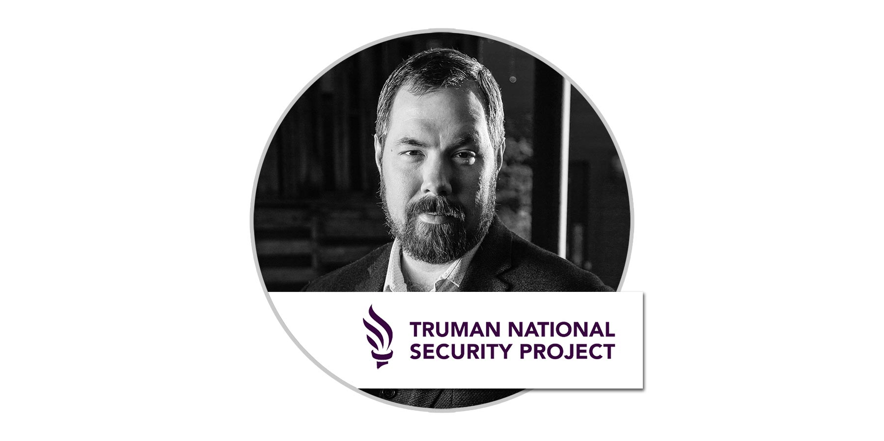 Josh Berthume, Truman National Security Project logo