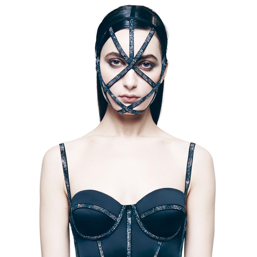 A-Morir Swarovski Facemask Bra Black.jpg