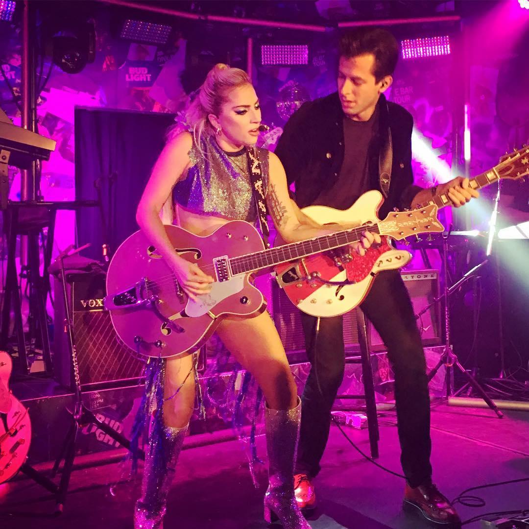 Lady Gaga Bra Dive Bar Tour LA Boots Performance.jpg