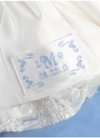 Personalizable Dress Label