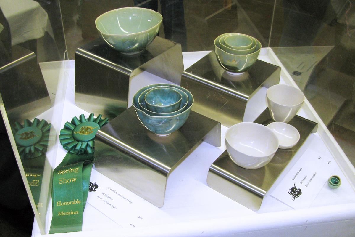Erin Davis's Pottery