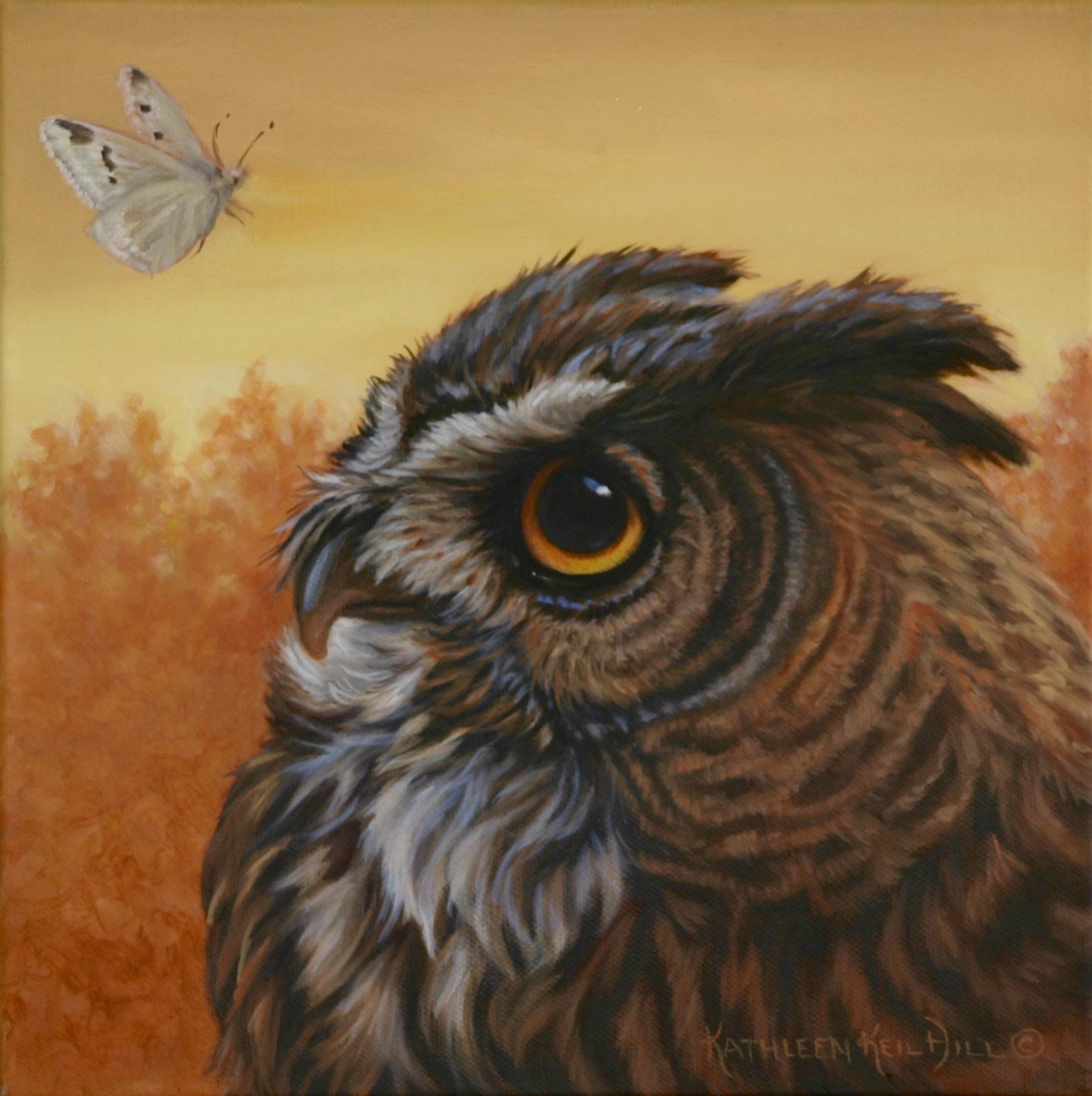 Flutter by Kathleen Hill