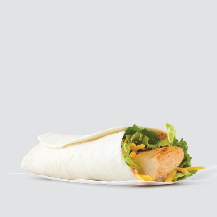 Grilled Chicken Wrap -
