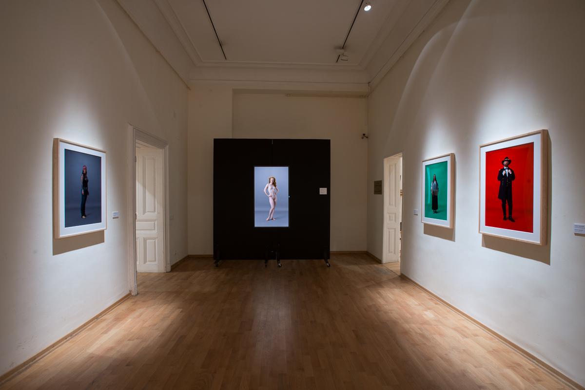 Installation, National Gallery of Art, Sophia, Bulgaria, 2014