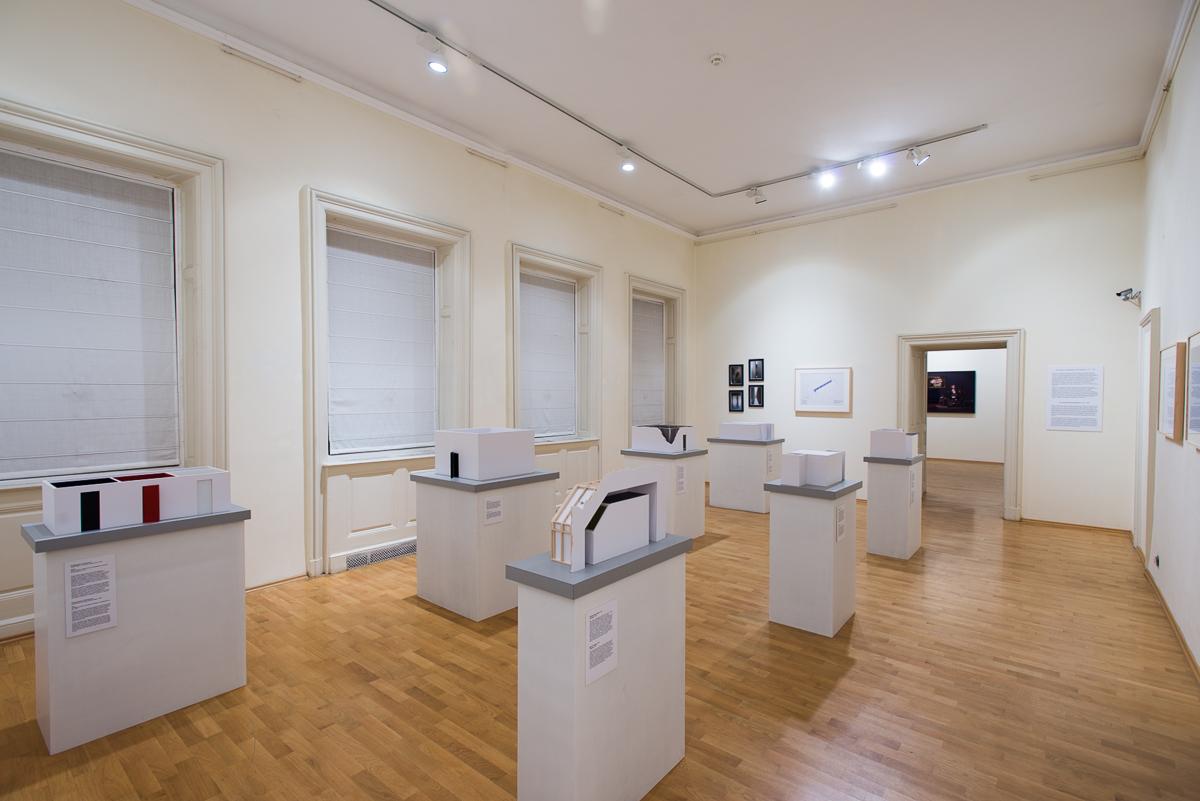 Installation, National Gallery of Art, Sophia, Bulgaria, 2015