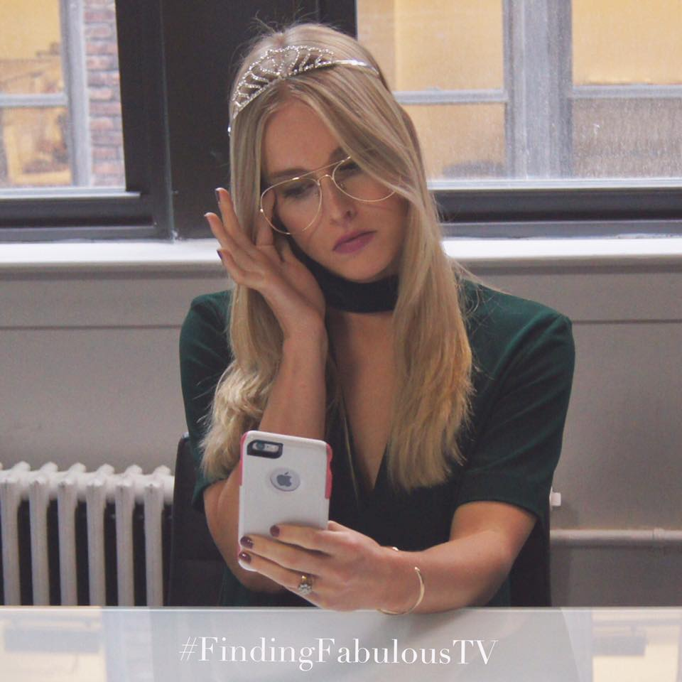 Bailey as Brittany in the pilot of Finding Fabulous, 2016