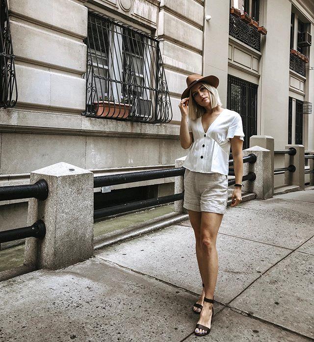 Summer neutrals ▫️◽️// wearing @mango @zara @madewell @ragandbone @leo.mazzotti