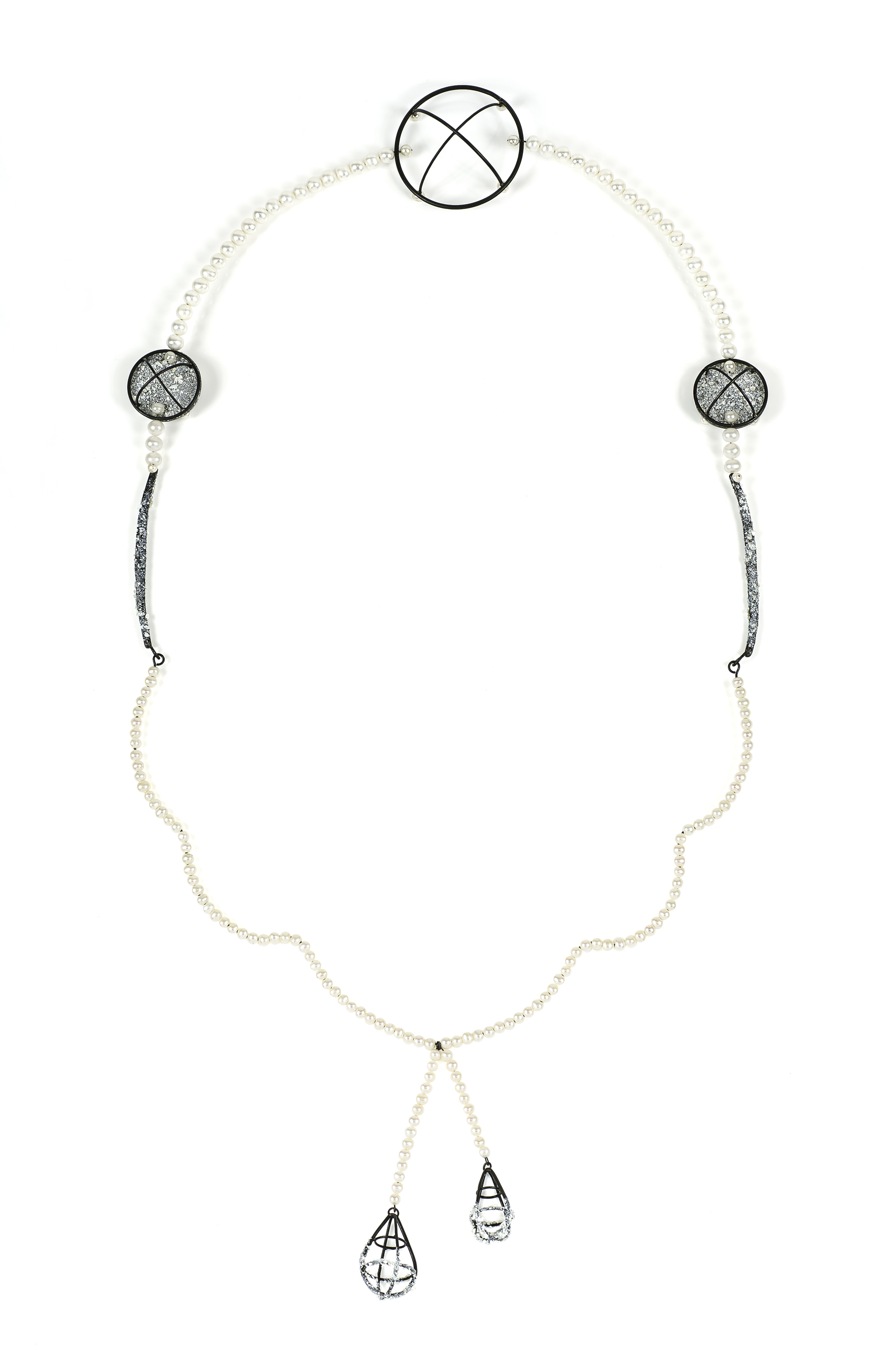 Pearl Necklace #3
