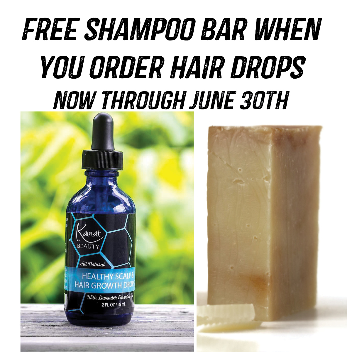 buy one get one, hair growth, hair drops, natural hair, growth techniques