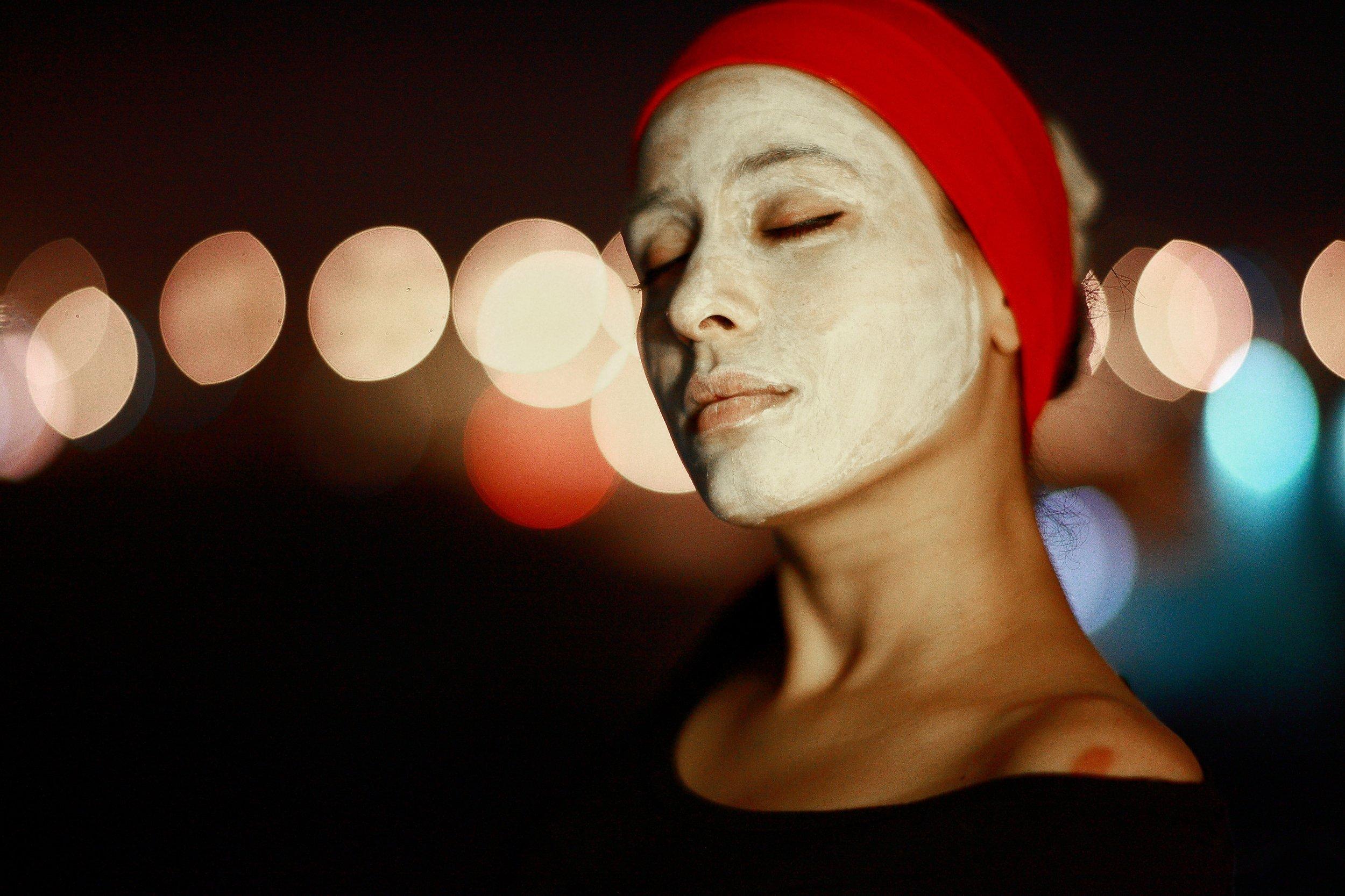 face mask, diy