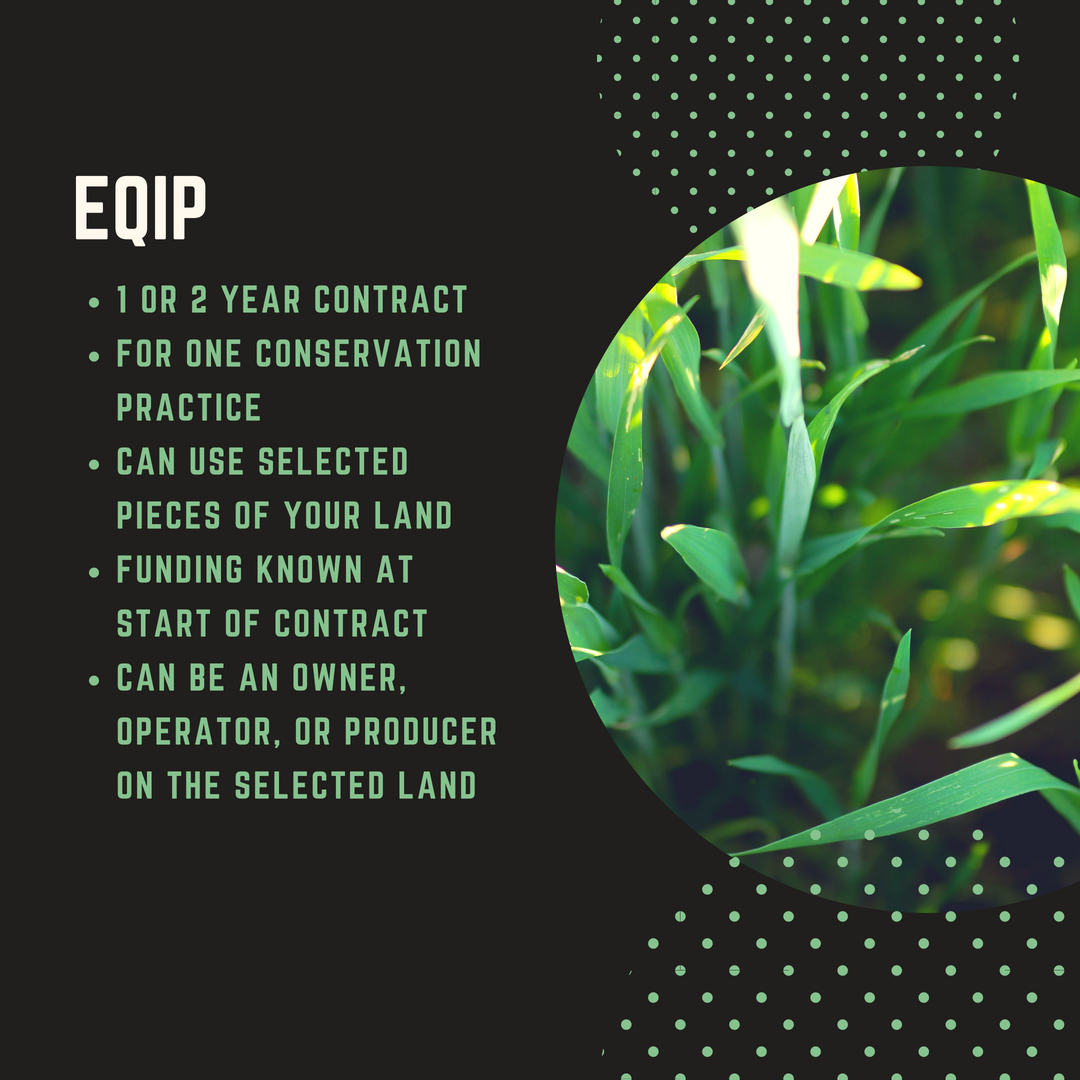 EQIP Program Overview