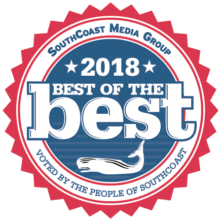 Southcoast Today Reader's Choice  Best Yoga Studio Finalist 2017 and 2018