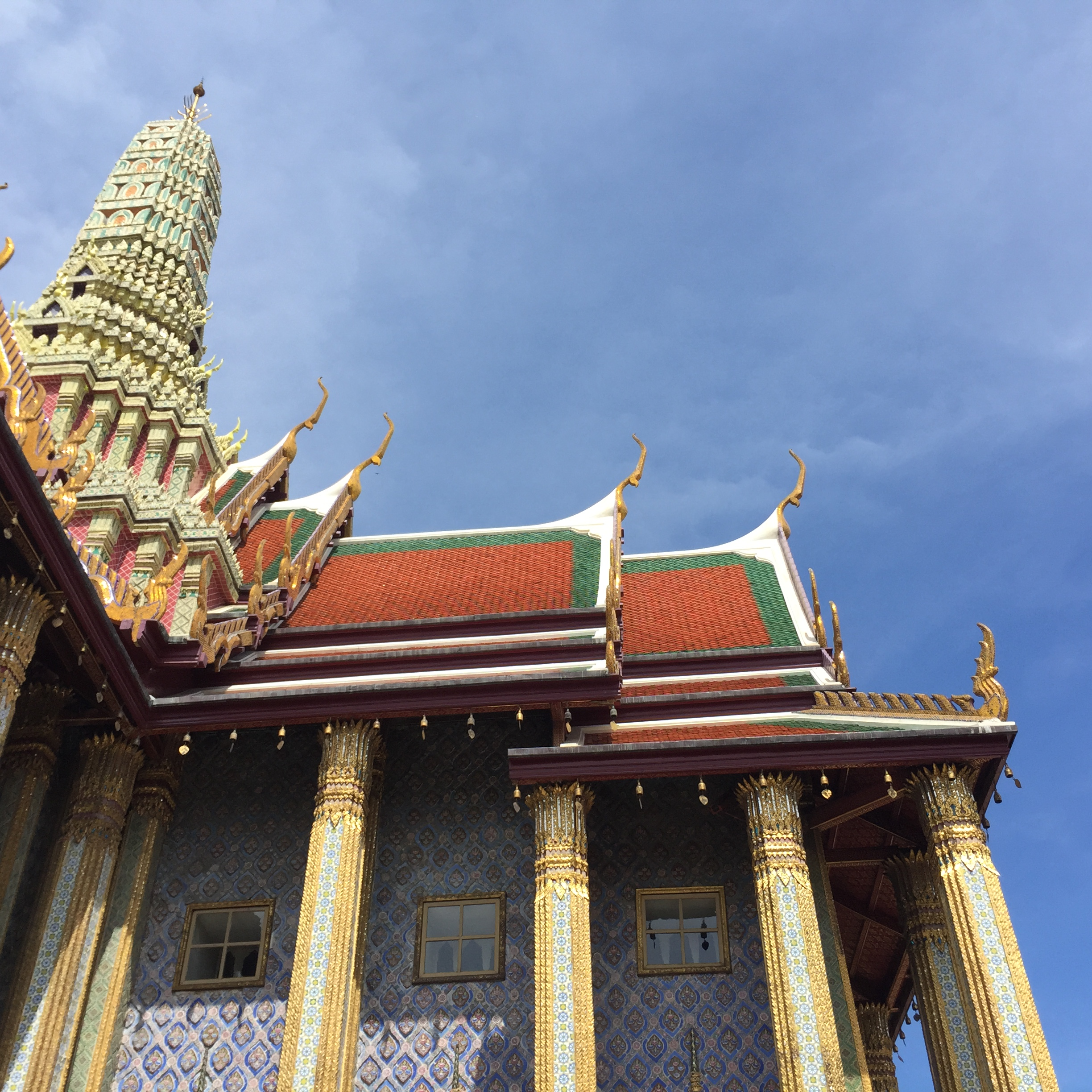 The mighty majestic Grand Palace