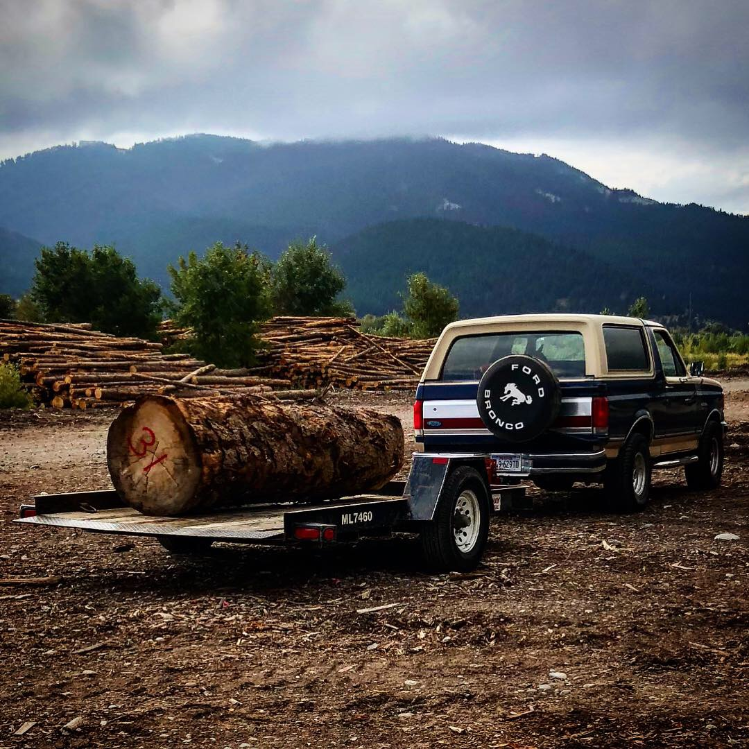 Ready For the Sawmill