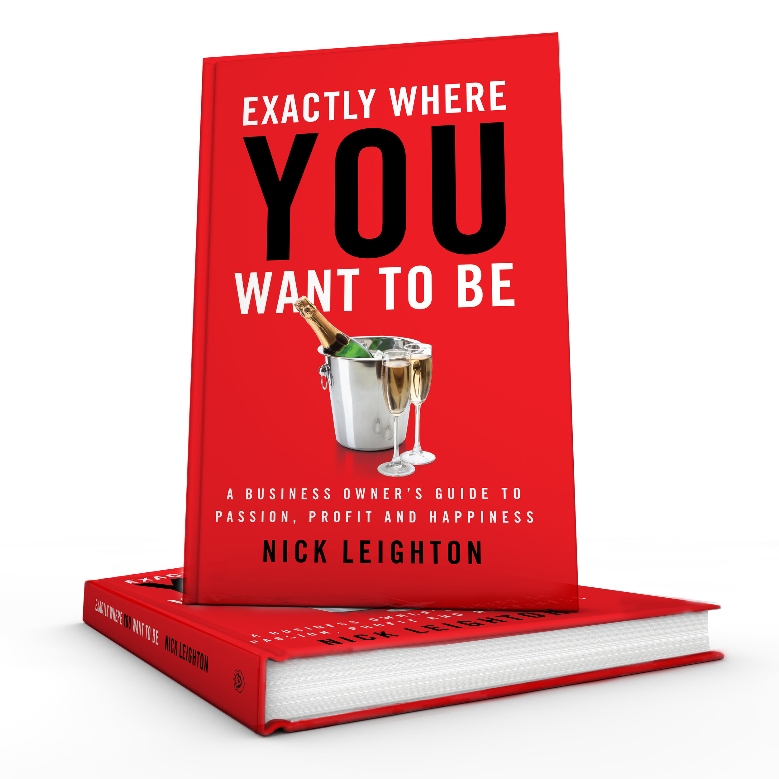Exactly Where You Want To Be -