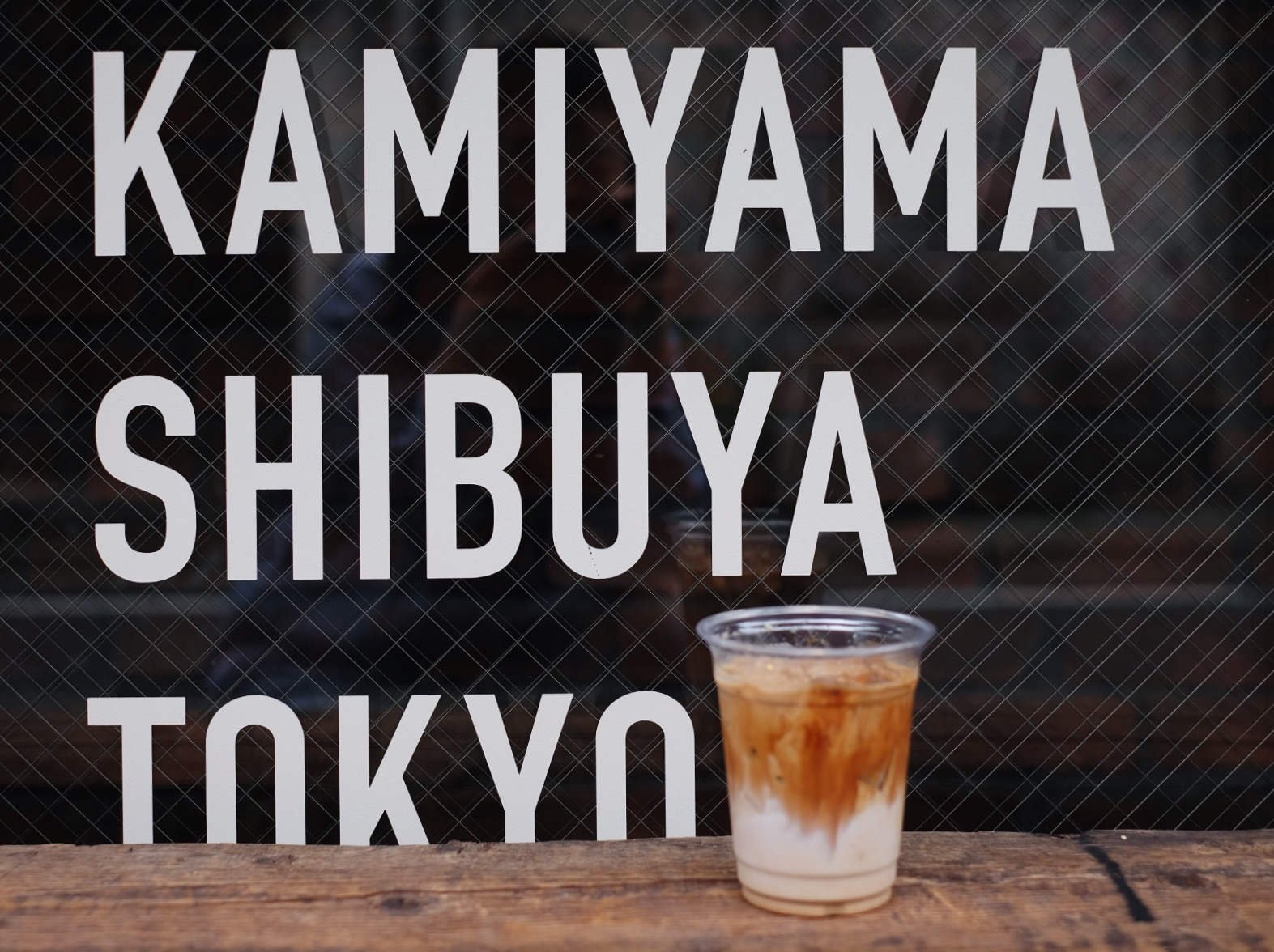 Camelback Coffee  , my favorite coffee spot in Shibuya.