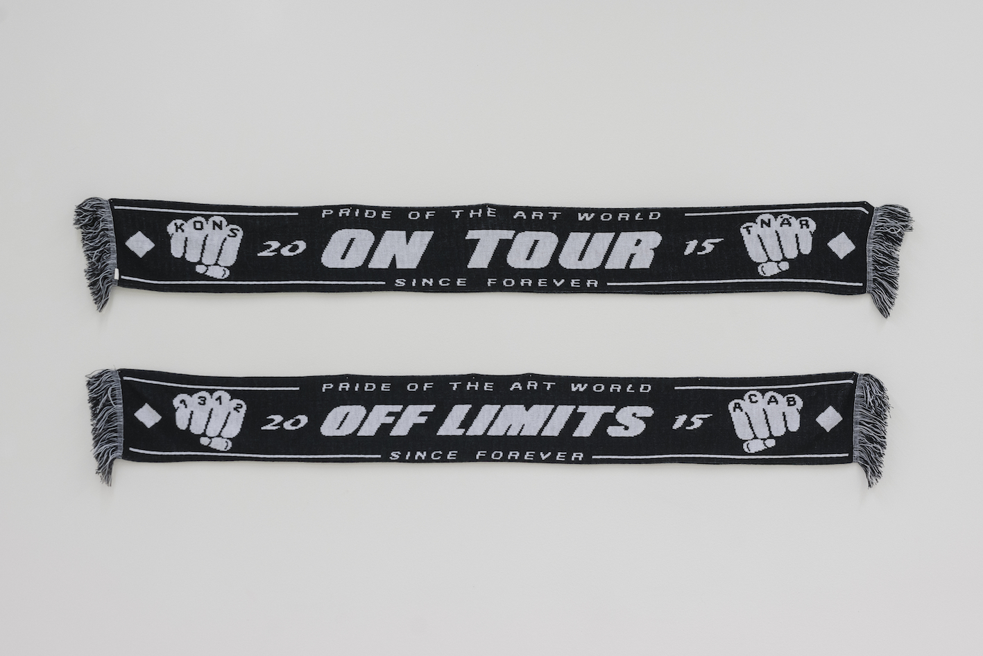 On Tour/Off Limits