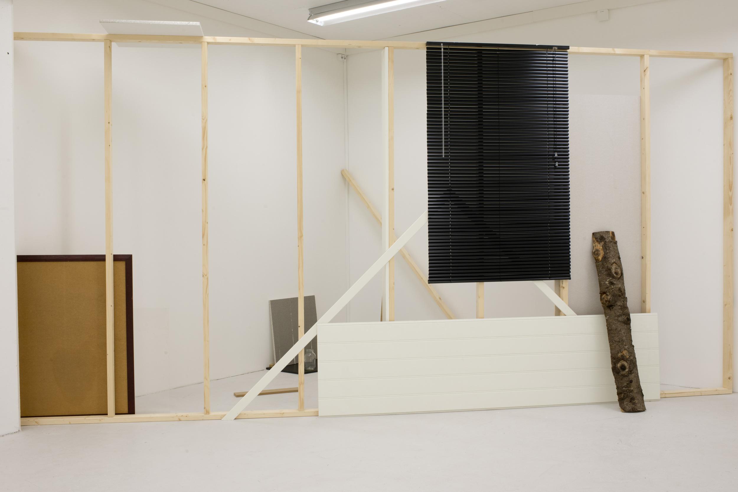 Leyden Rodriguez-Casanova, installation view