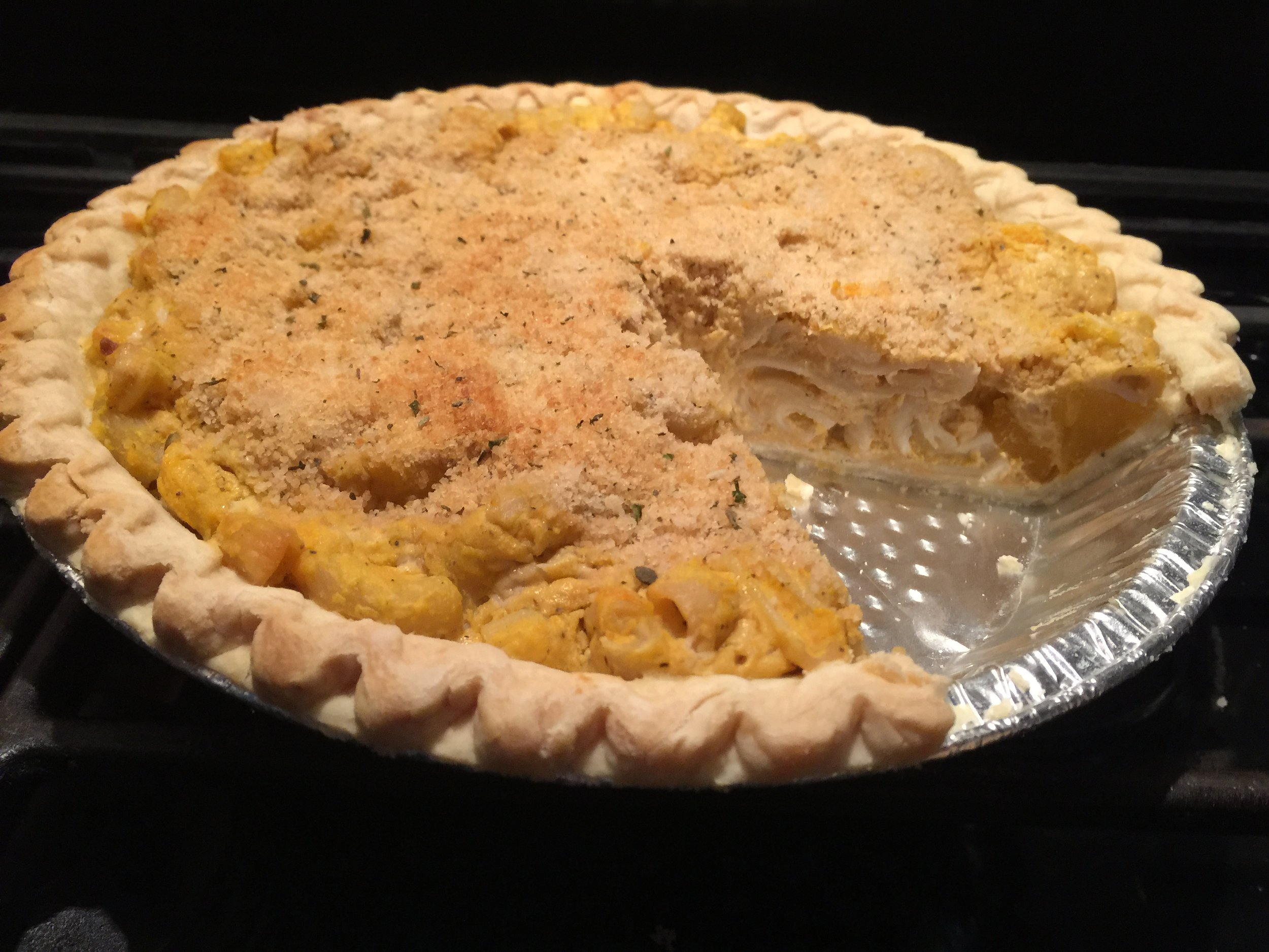 Pie with Slice Missing