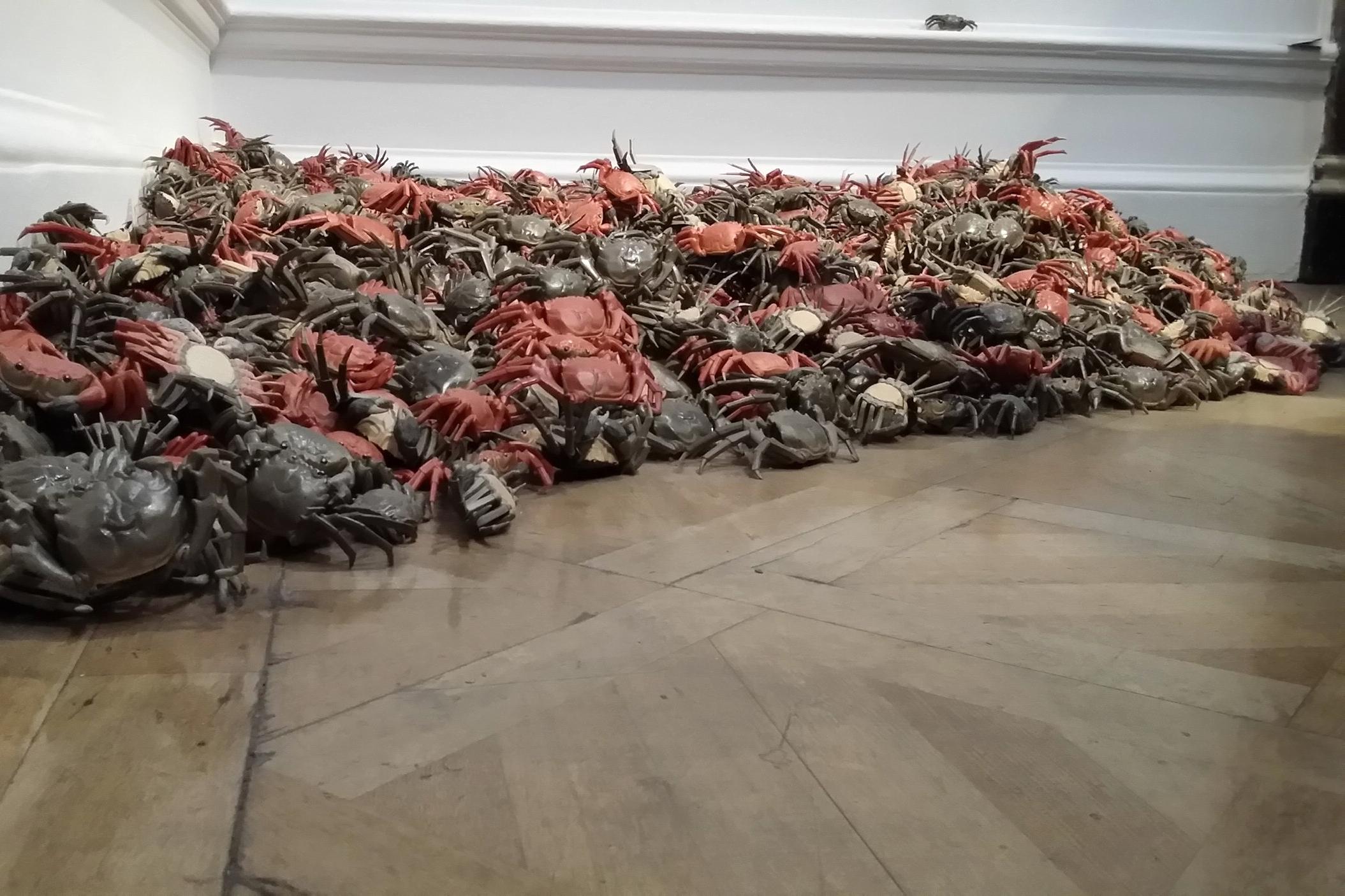 He Xie, 2011 - Porcelain, 3,00 pieces, each 5 x 25 x 10cm