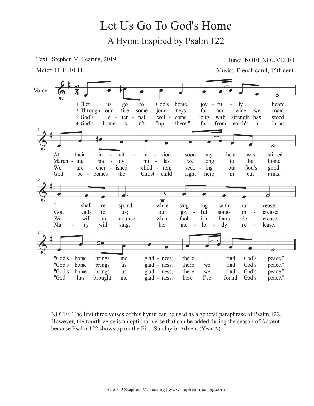 Let Us Go To God's Home - Score.jpg