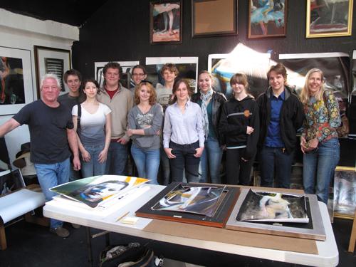 Kim Weston & Students from The Georgiana Bruce Kirby School