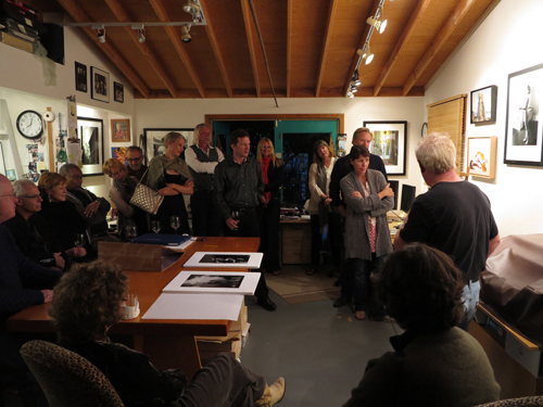 Weston Scholarship - Viewing 4 Generations of Photography in our Gallery