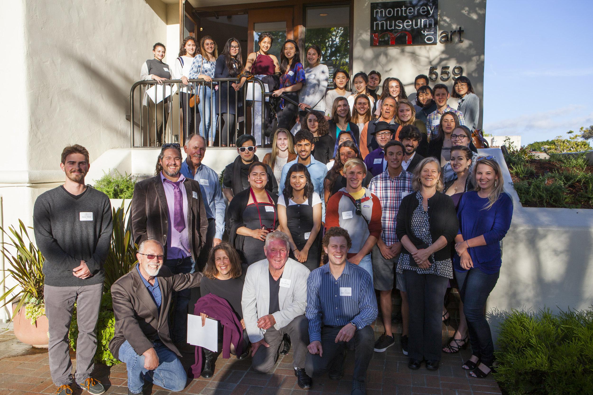 2017 Weston Scholarship Recipients