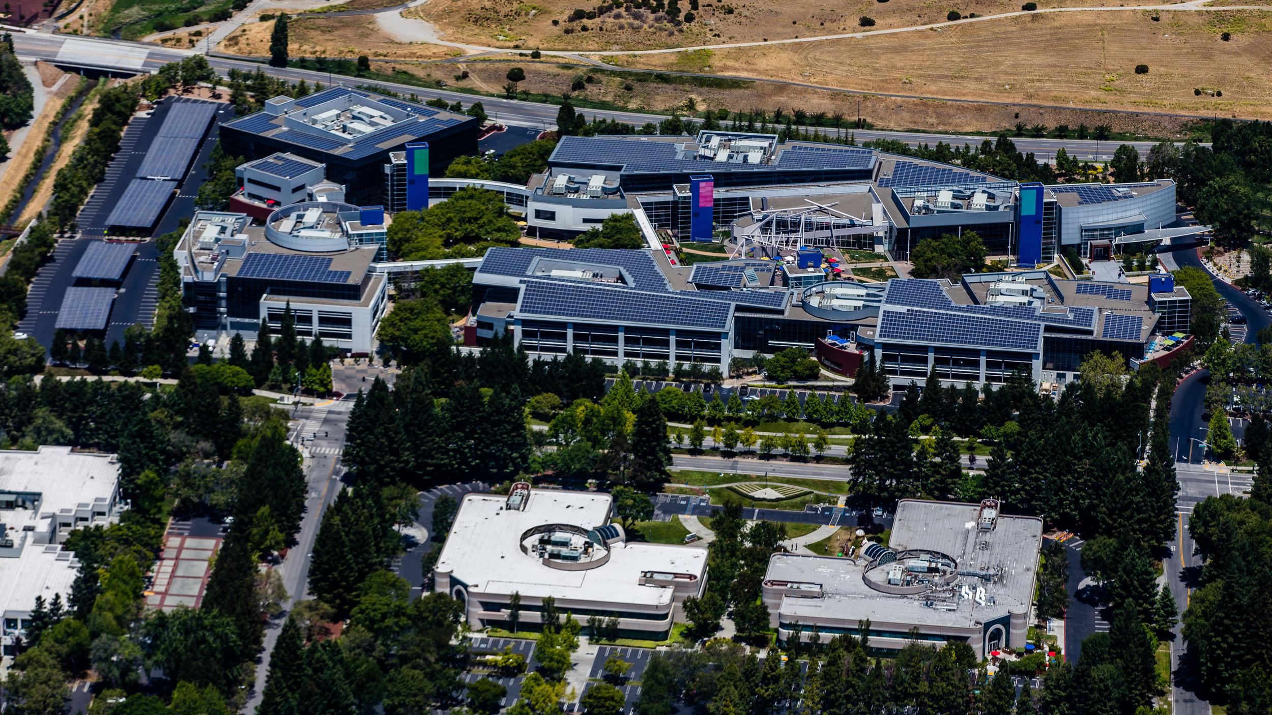 Google, Mountain View CA