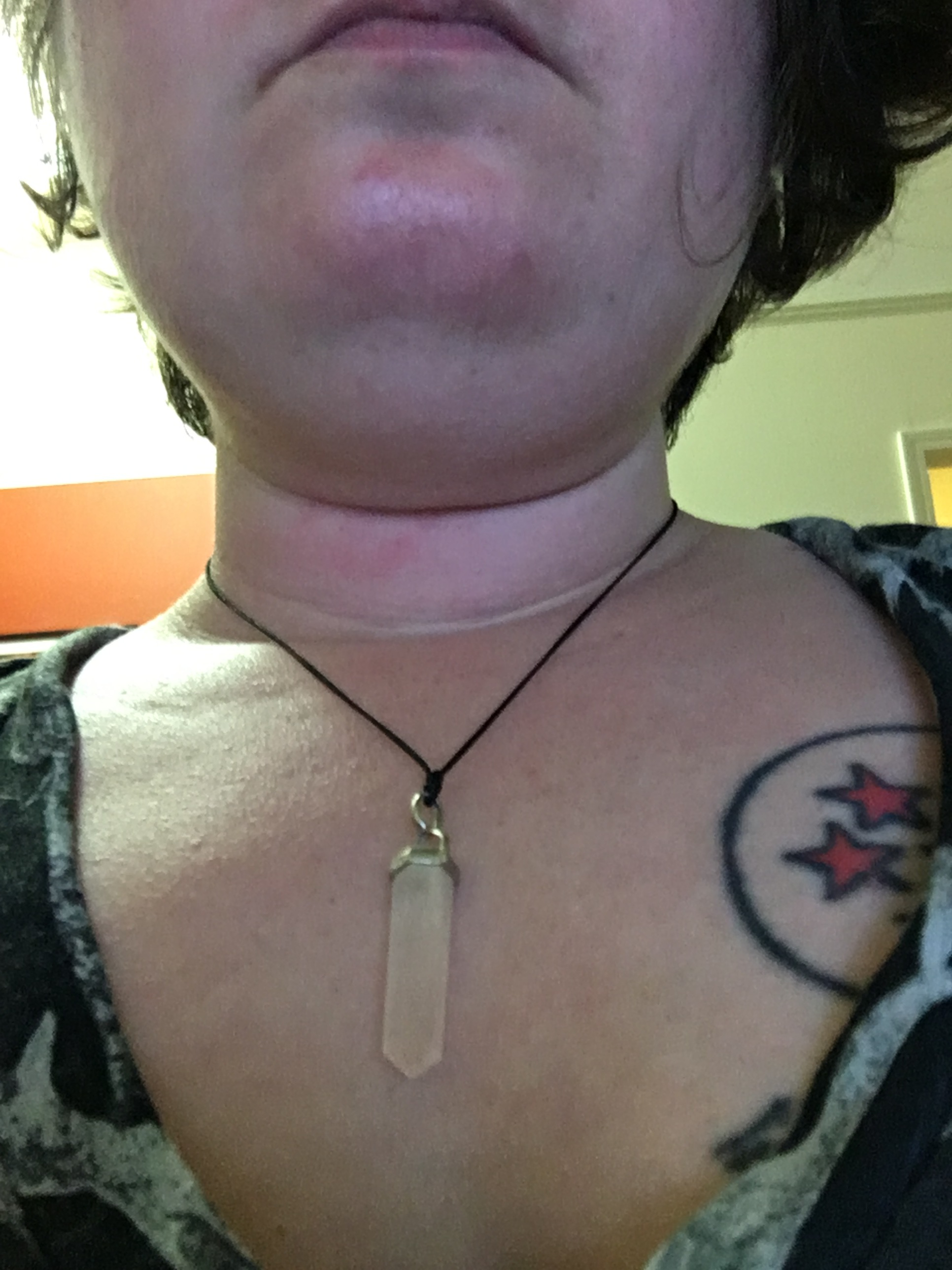 The necklace in question.
