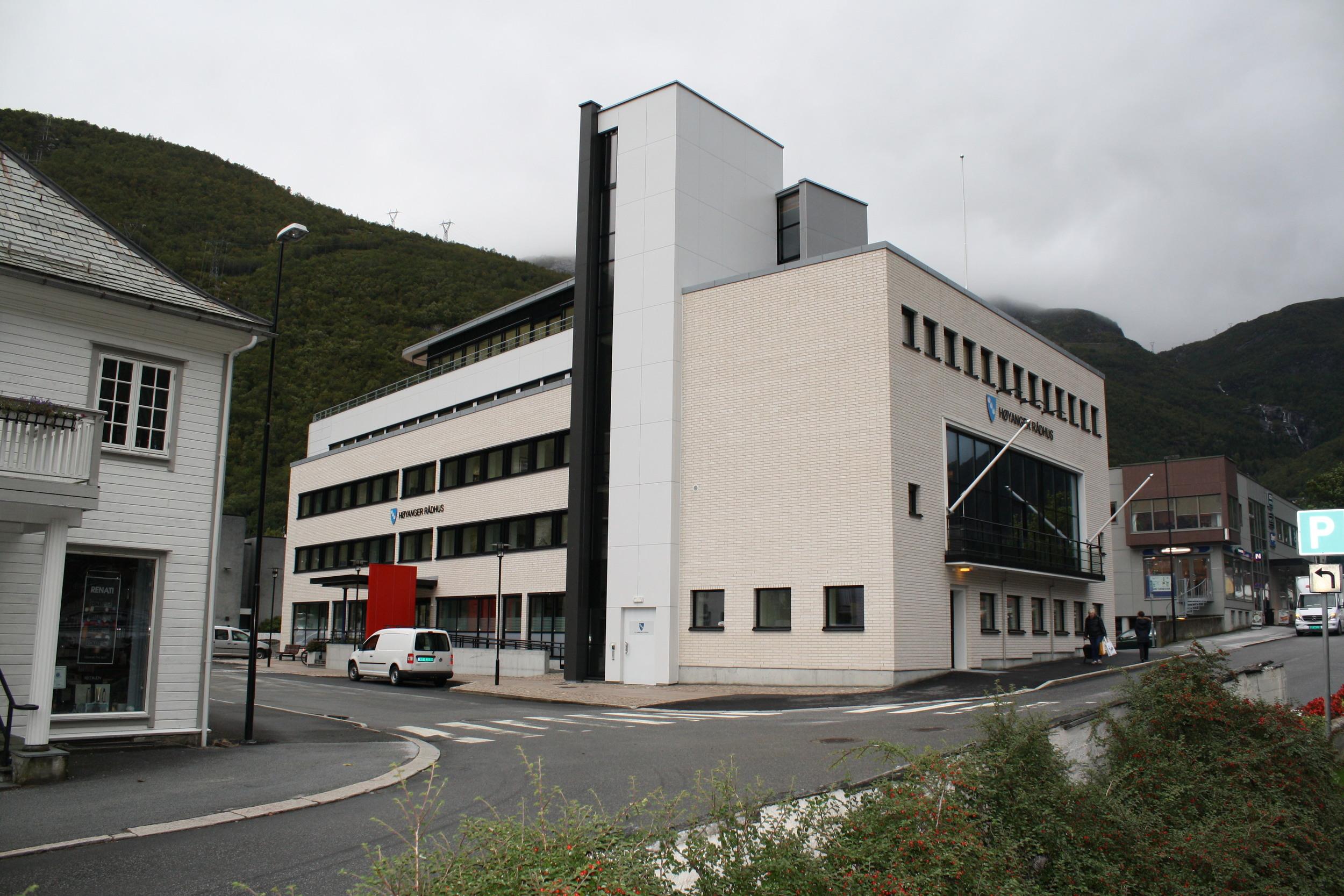 Høyanger rådhus
