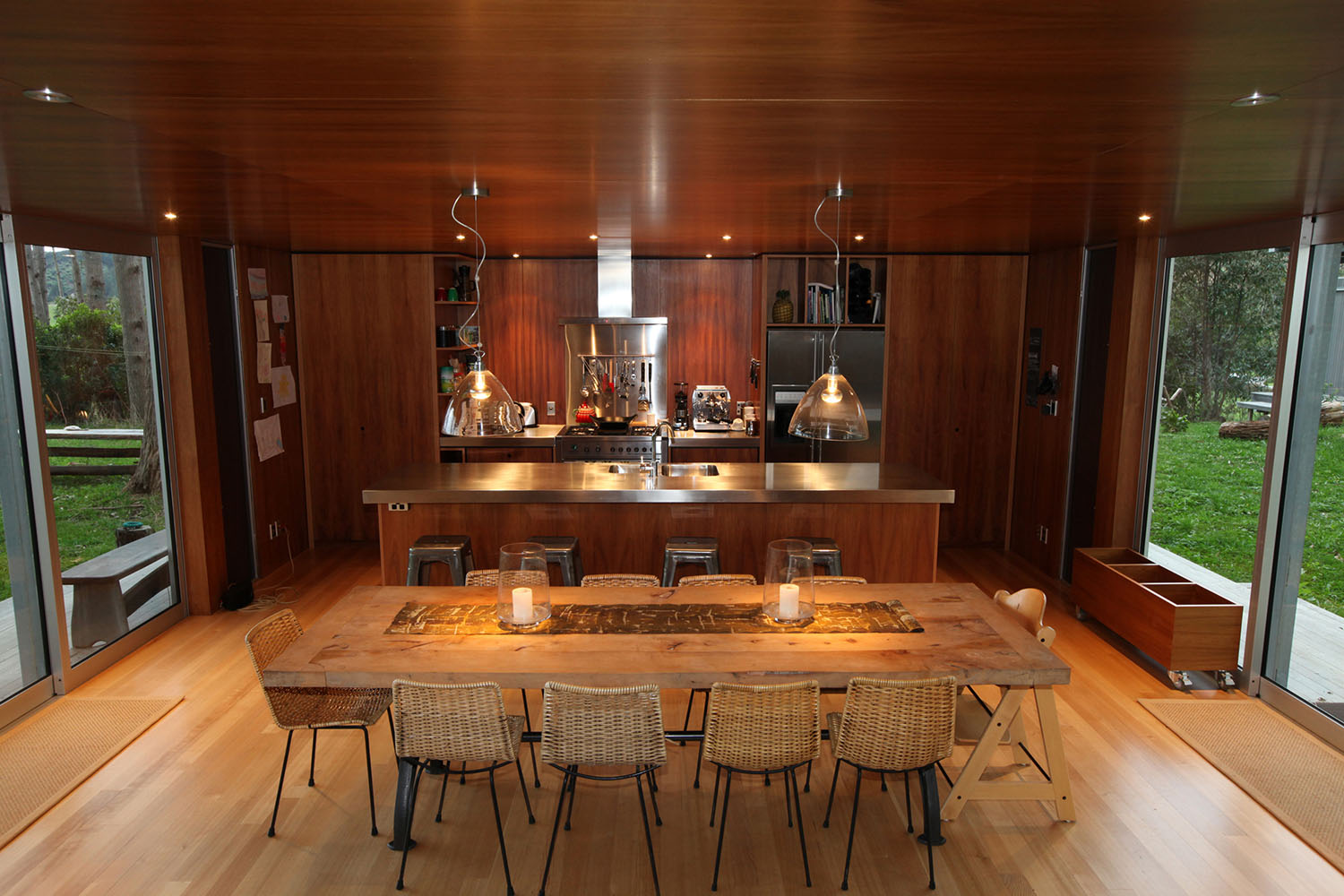 Australian Blackwood Kitchen