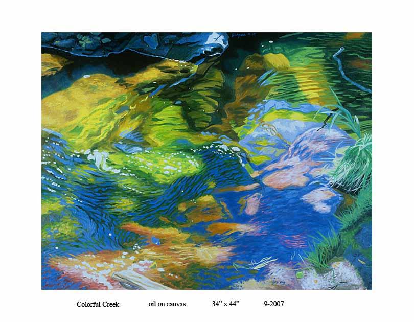 4) Colorful Creek 34 x 44 9-2007 copy.jpg