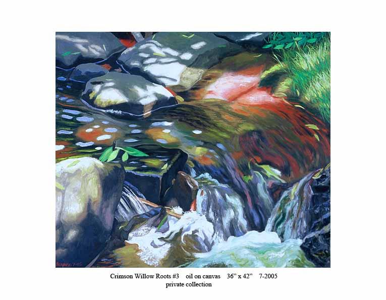 7) 7-2005 Crimson Willow Roots #3 36 x 42 .jpg
