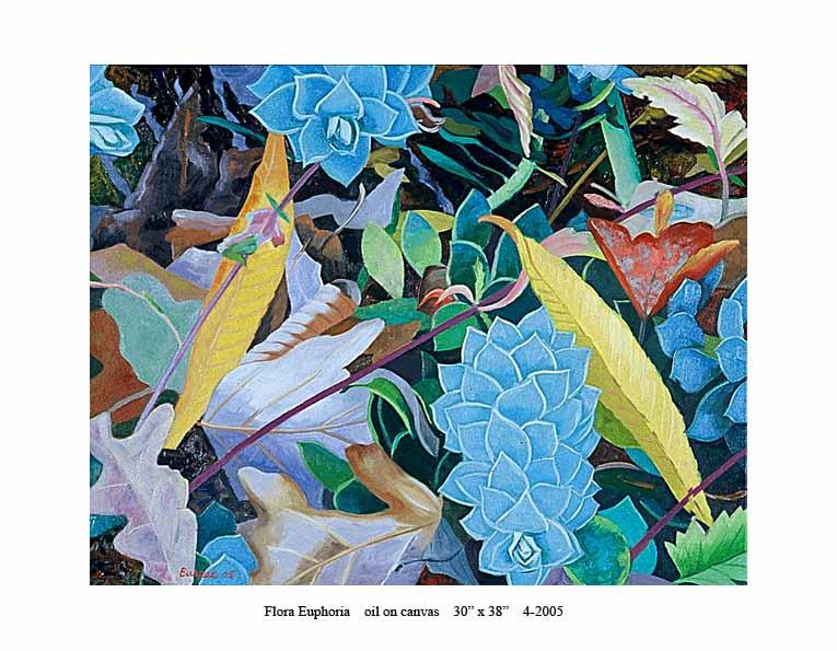 9) 4-2005 Flora Euphoria 30 x 38.jpg