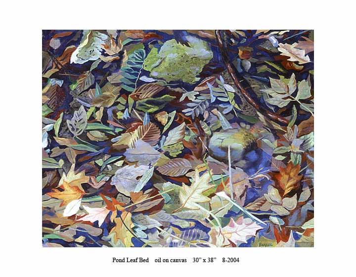 3) 8-2004 Pond Leaf Bed 30 x 38jpg.jpg