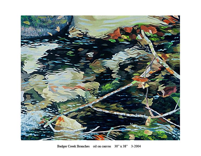 10) 3-2004 Badger Creek Branches 30 x 38.jpg