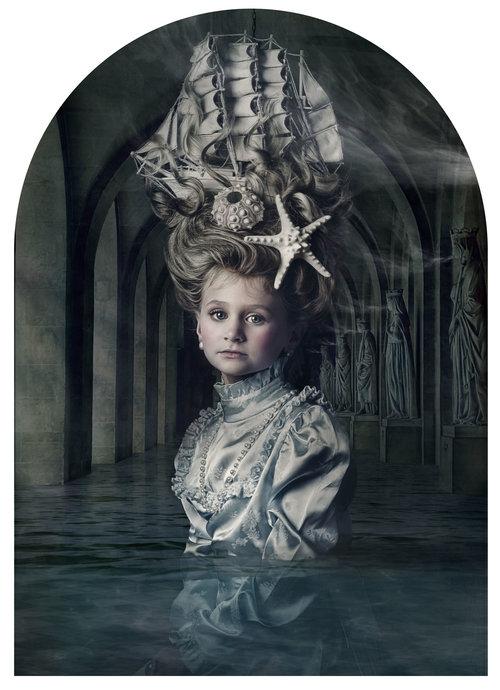Richard Wood Photography // Abby Schofield Hair - Gold Award NZIPP