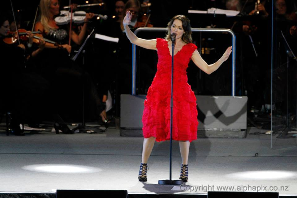Sharon Corr (The Corrs) Mission Concert