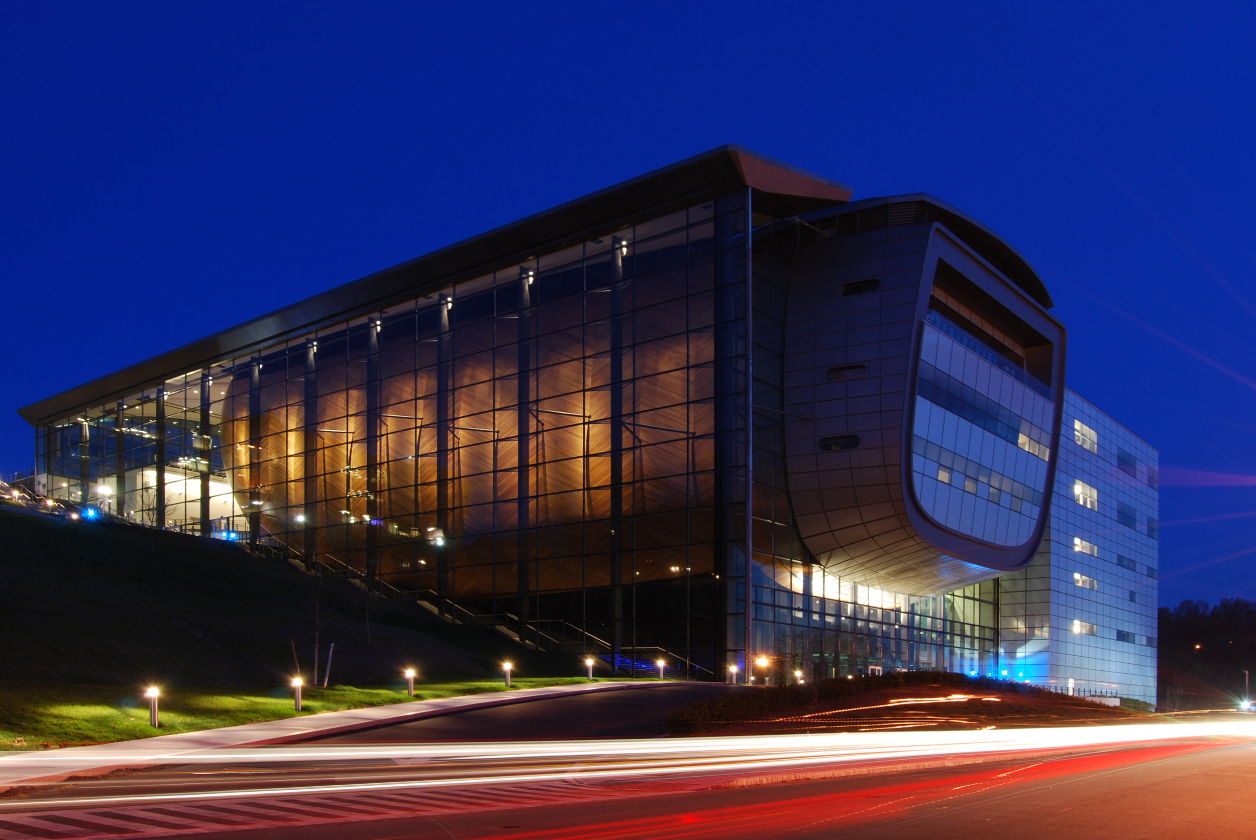 The Experimental Media & Performing Arts Center (EMPAC). where the arts, sciences, and technology interact with and influence each other by using the same facilities, technologies, and by breathing the same air. EMPAC is the heart of the American Music Festival.
