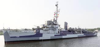 The USS Slater