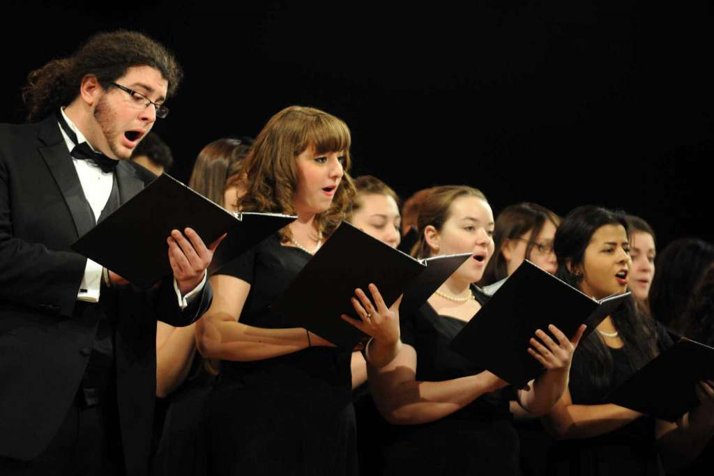 College of St. Rose Chamber Singers