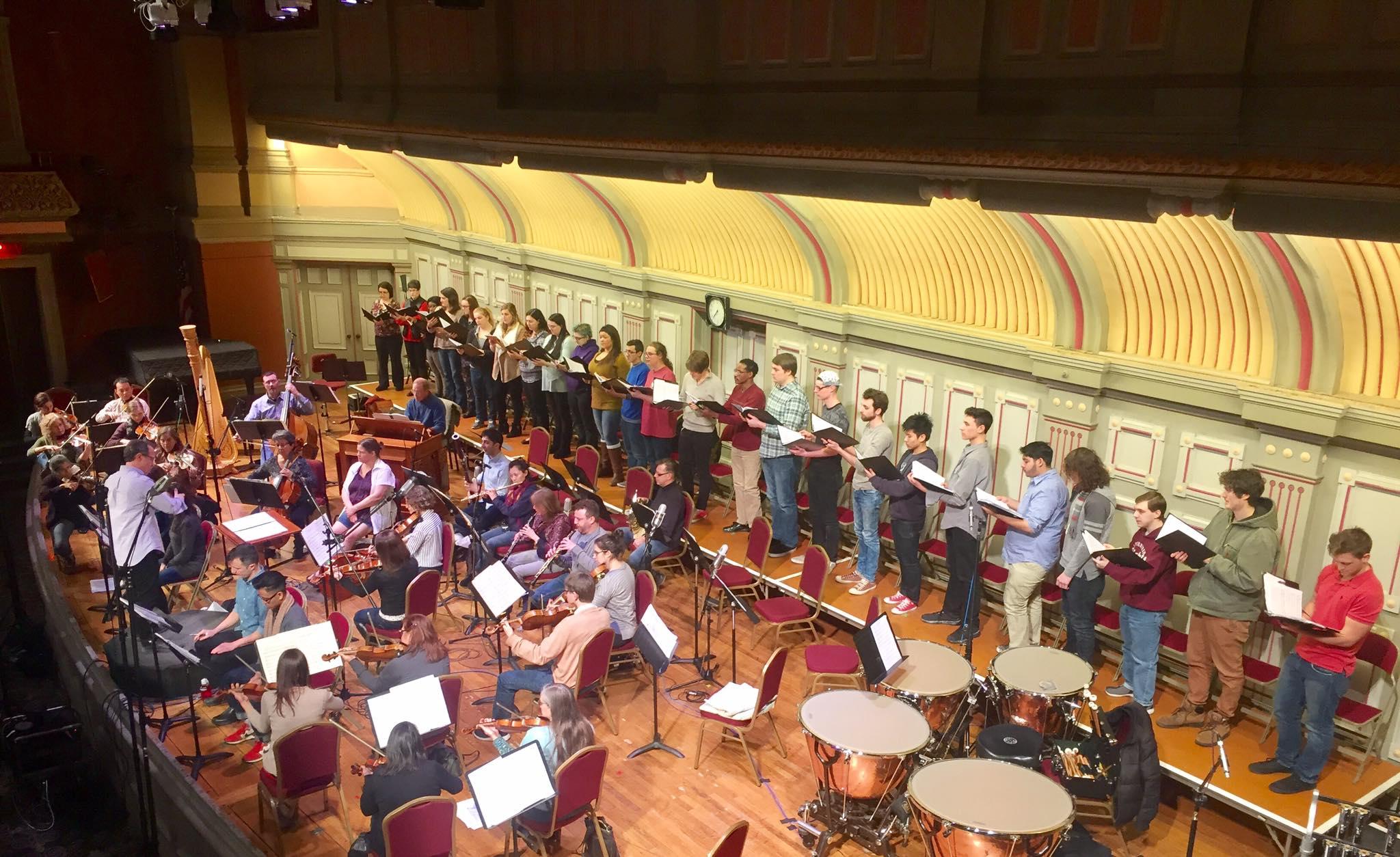 SUNY SCCC Concert Choir